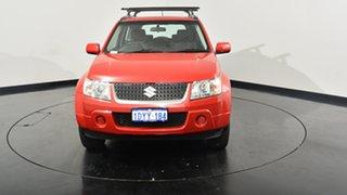 2012 Suzuki Grand Vitara JB MY09 Red 5 Speed Manual Hardtop.