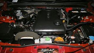 2012 Suzuki Grand Vitara JB MY09 Red 5 Speed Manual Hardtop