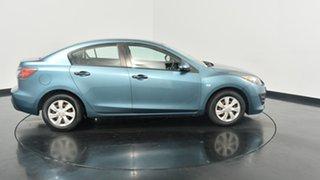 2010 Mazda 3 BL10F1 Neo Blue 6 Speed Manual Sedan
