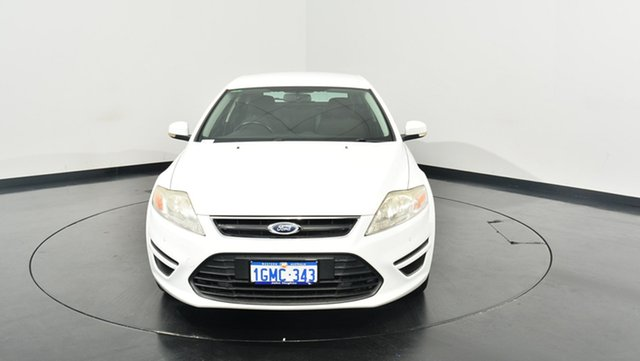 Used Ford Mondeo MC LX, 2012 Ford Mondeo MC LX White 6 Speed Sports Automatic Hatchback