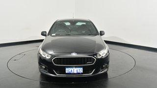 2016 Ford Falcon FG X XR6 Black 6 Speed Sports Automatic Sedan.
