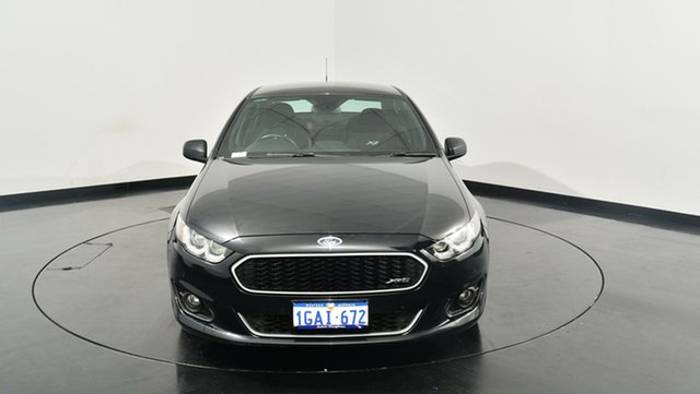Used Ford Falcon FG X XR6, 2016 Ford Falcon FG X XR6 Black 6 Speed Sports Automatic Sedan