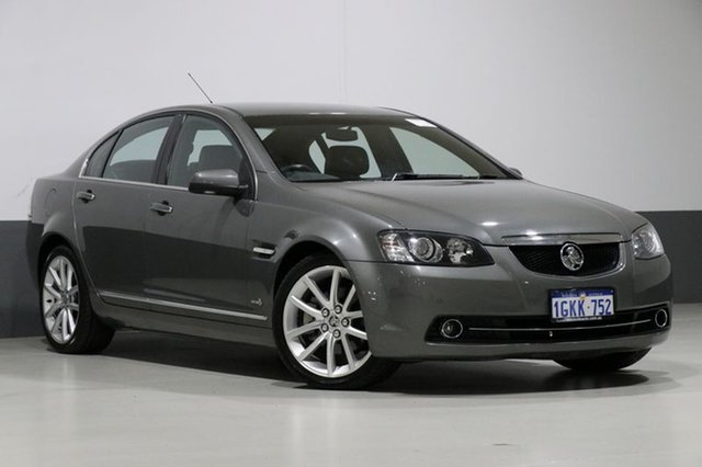 Used Holden Calais VE II MY12.5 V, 2012 Holden Calais VE II MY12.5 V Grey 6 Speed Automatic Sedan