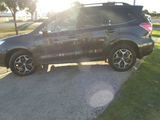 2013 Subaru Forester S4 MY13 2.5i-S Lineartronic AWD Black 6 Speed Constant Variable Wagon