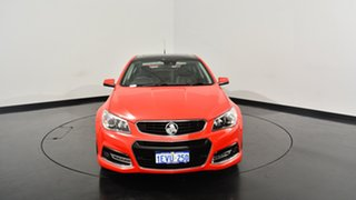 2015 Holden Commodore VF MY15 SS V Redline Red 6 Speed Sports Automatic Sedan