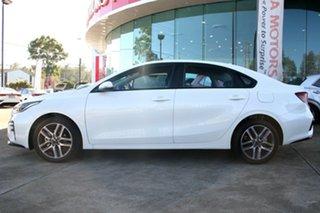 2020 Kia Cerato BD MY20 Sport Snow White Pearl 6 Speed Sports Automatic Sedan.