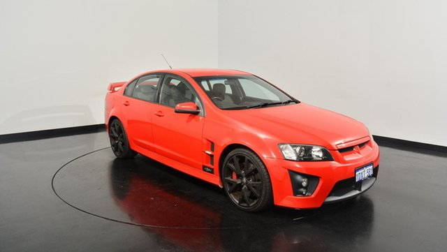 Used Holden Special Vehicles Clubsport E Series R8, 2007 Holden Special Vehicles Clubsport E Series R8 Red 6 Speed Sports Automatic Sedan
