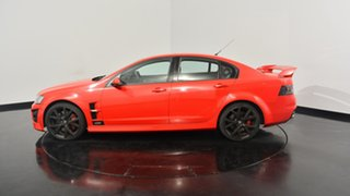 2007 Holden Special Vehicles Clubsport E Series R8 Red 6 Speed Sports Automatic Sedan.