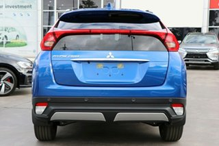 2019 Mitsubishi Eclipse Cross YA MY20 LS 2WD Lightning Blue 8 Speed Constant Variable Wagon