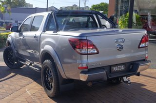 2018 Mazda BT-50 UR0YG1 GT Aluminium 6 Speed Sports Automatic Utility.