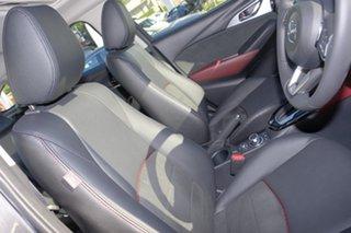 2018 Mazda CX-3 DK4W7A Akari SKYACTIV-Drive i-ACTIV AWD Meteor Grey 6 Speed Sports Automatic Wagon