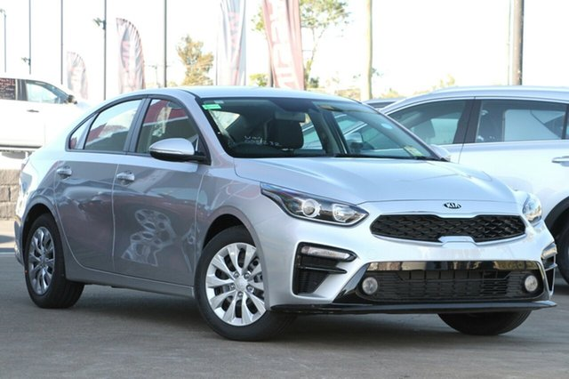 New Kia Cerato BD MY19 S, 2019 Kia Cerato BD MY19 S Silky Silver 6 Speed Sports Automatic Sedan