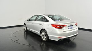 2015 Hyundai Sonata LF Elite Silver 6 Speed Sports Automatic Sedan.