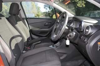 2014 Holden Trax TJ MY14 LS Orange Rock 6 Speed Automatic Wagon