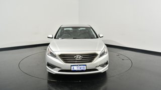 2015 Hyundai Sonata LF Elite Silver 6 Speed Sports Automatic Sedan