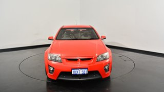 2007 Holden Special Vehicles Clubsport E Series R8 Red 6 Speed Sports Automatic Sedan