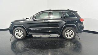 2017 Jeep Grand Cherokee WK MY17 Laredo 4x2 Diamond Black Crystal 8 Speed Sports Automatic Wagon.