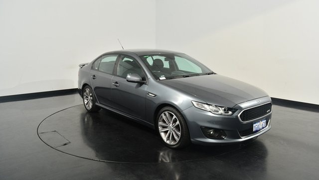 Used Ford Falcon FG X XR6, 2016 Ford Falcon FG X XR6 Grey 6 Speed Sports Automatic Sedan