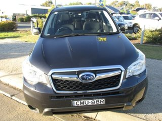 2013 Subaru Forester S4 MY13 2.5i-S Lineartronic AWD Black 6 Speed Constant Variable Wagon.