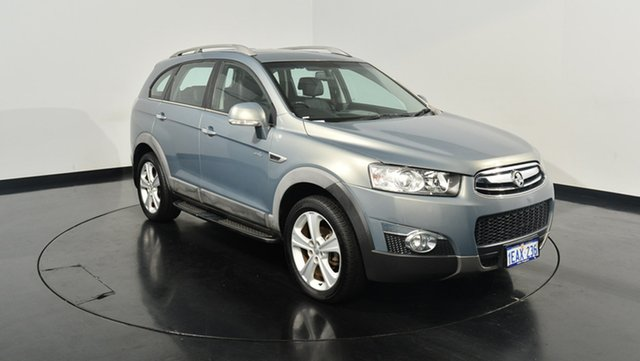 Used Holden Captiva CG Series II 7 AWD LX, 2012 Holden Captiva CG Series II 7 AWD LX Grey 6 Speed Sports Automatic Wagon