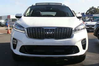 2018 Kia Sorento UM MY18 GT-Line AWD Clear White 8 Speed Sports Automatic Wagon