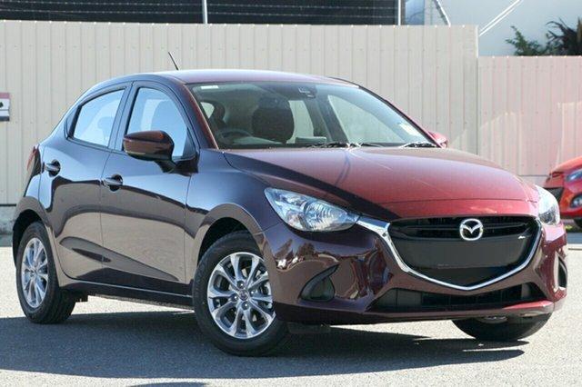 New Mazda 2 DJ2HA6 Maxx SKYACTIV-MT, 2019 Mazda 2 DJ2HA6 Maxx SKYACTIV-MT Red 6 Speed Manual Hatchback