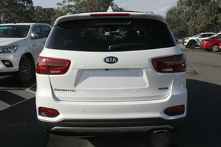 2018 Kia Sorento UM MY19 GT-Line Snow White Pearl 8 Speed Sports Automatic Wagon