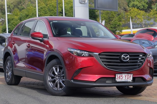 Demo Mazda CX-9 TC Sport SKYACTIV-Drive i-ACTIV AWD, 2017 Mazda CX-9 TC Sport SKYACTIV-Drive i-ACTIV AWD Soul Red Crystal 6 Speed Sports Automatic Wagon