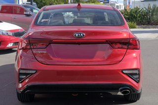 2018 Kia Cerato BD MY19 S Runway Red 6 Speed Sports Automatic Sedan