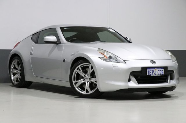 Used Nissan 370Z Z34 MY11 , 2012 Nissan 370Z Z34 MY11 Silver 6 Speed Manual Coupe