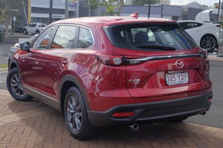 2017 Mazda CX-9 TC Sport SKYACTIV-Drive i-ACTIV AWD Soul Red Crystal 6 Speed Sports Automatic Wagon.