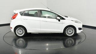 2017 Ford Fiesta WZ Sport Frozen White 5 Speed Manual Hatchback