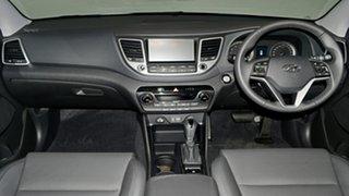 2017 Hyundai Tucson TL2 MY18 Elite D-CT AWD Ara Blue 7 Speed Sports Automatic Dual Clutch Wagon