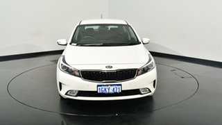 2018 Kia Cerato YD MY18 S White 6 Speed Sports Automatic Hatchback