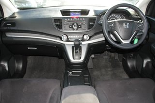 2013 Honda CR-V RM MY14 VTi 4WD Crystal Black 5 Speed Sports Automatic Wagon