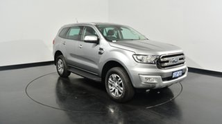 2017 Ford Everest UA Trend 4WD Aluminium 6 Speed Sports Automatic Wagon