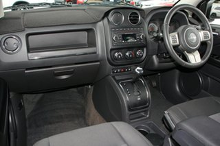 2013 Jeep Compass MK MY14 Sport Silver 6 Speed Sports Automatic Wagon