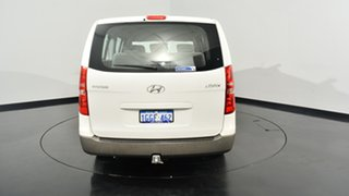 2013 Hyundai iMAX TQ-W MY13 White 4 Speed Automatic Wagon