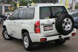 2015 Nissan Patrol Y61 GU 9 ST White 5 Speed Manual Wagon.
