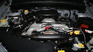 2010 Subaru Forester S3 MY10 XS AWD Silver 4 Speed Sports Automatic Wagon