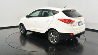 2014 Hyundai ix35 LM3 MY15 SE AWD White 6 Speed Sports Automatic Wagon.