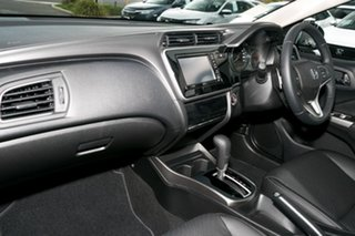 2018 Honda City GM MY19 VTi-L White Orchid 7 Speed Constant Variable Sedan