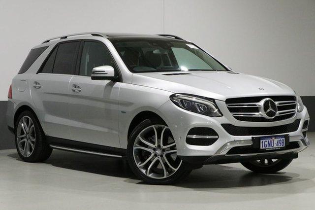 Used Mercedes-Benz GLE500e 166 MY17 Hybrid, 2016 Mercedes-Benz GLE500e 166 MY17 Hybrid Silver 7 Speed Automatic G-Tronic Plus Wagon