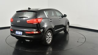 2014 Kia Sportage SL Series II MY13 SLi Black 6 Speed Sports Automatic Wagon