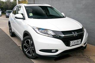 2018 Honda HR-V MY17 VTi-L White Orchid 1 Speed Constant Variable Hatchback.