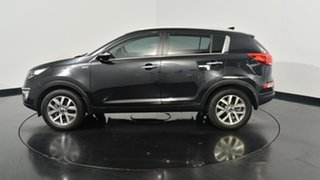 2014 Kia Sportage SL Series II MY13 SLi Black 6 Speed Sports Automatic Wagon.