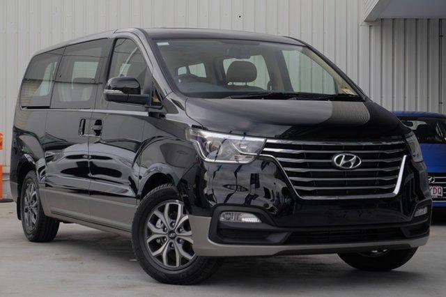 New Hyundai iMAX TQ4 MY20 Elite Brookvale, 2020 Hyundai iMAX TQ4 MY20 Elite Timeless Black 5 Speed Automatic Wagon