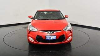 2014 Hyundai Veloster FS2 Coupe Veloster Red 6 Speed Manual Hatchback