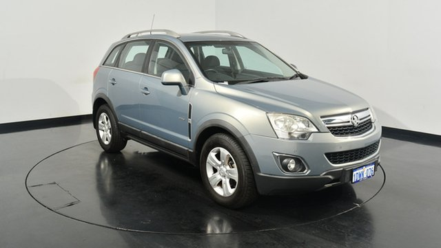 Used Holden Captiva CG Series II 5 AWD, 2012 Holden Captiva CG Series II 5 AWD Grey 6 Speed Sports Automatic Wagon