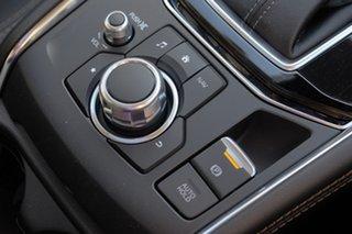 2017 Mazda CX-5 KF4W2A Akera SKYACTIV-Drive i-ACTIV AWD Soul Red Crystal 6 Speed Sports Automatic